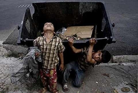 رفتار غیرانسانی با یک کودک کار که جنجال به پا کرد