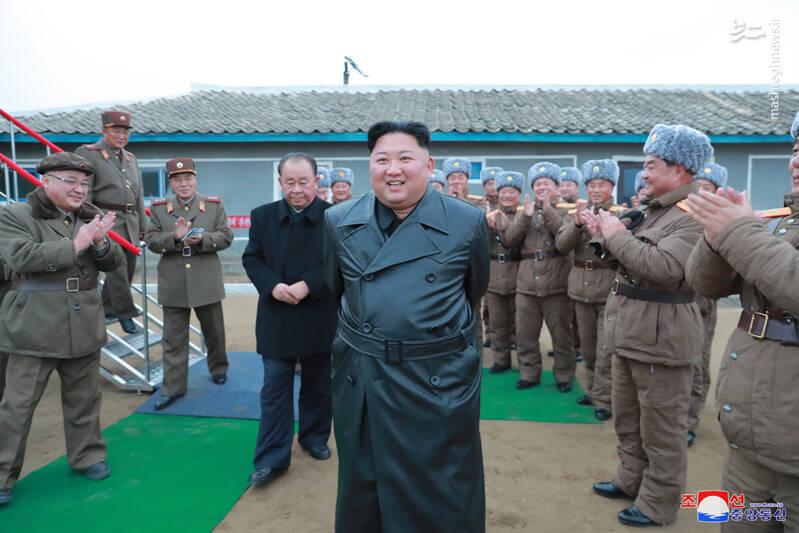 تغییر سبک لباس رهبر کره شمالی + عکس