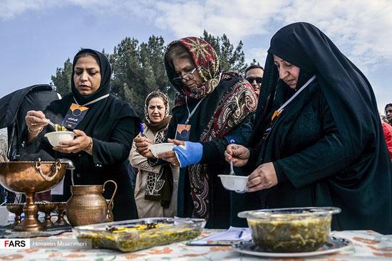 جشنواره خوشمزه «آش رشته» در بجنورد