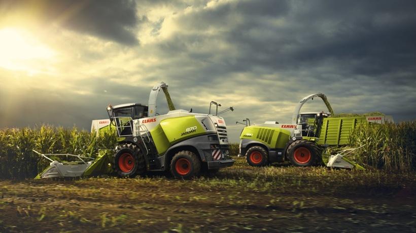 آشنایی با متداولترین ماشین آلات کشاورزی در جهان