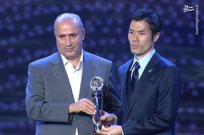 تنها افتخاری که ایران در برترینهای آسیا کسب کرد +عکس