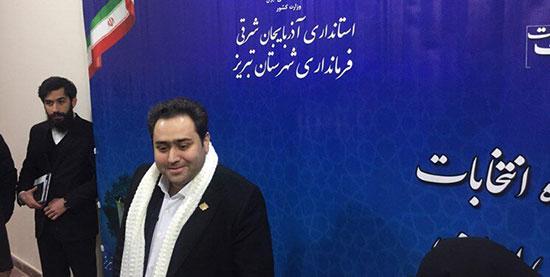 داماد حسن روحانی، کاندیدای انتخابات مجلس شد