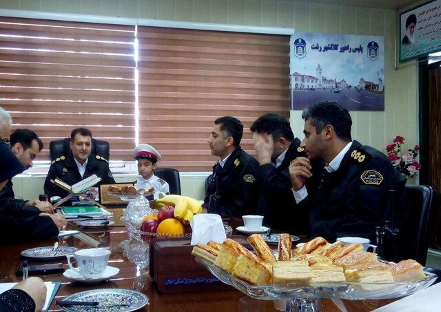 پلیس پسر گیلانی را به آرزویش رساند +تصاویر