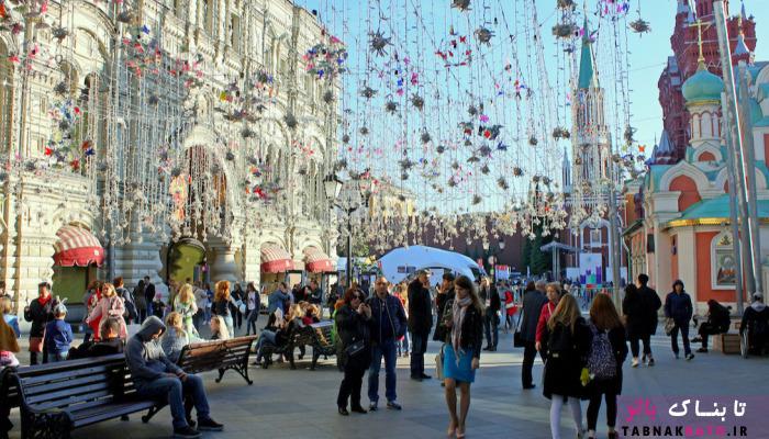 ده دانستنی سرگرمکننده درباره روسیه