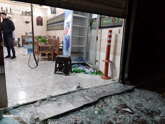 تصاویر جدید از صحنهی تیراندازیِ خونبار افسریه