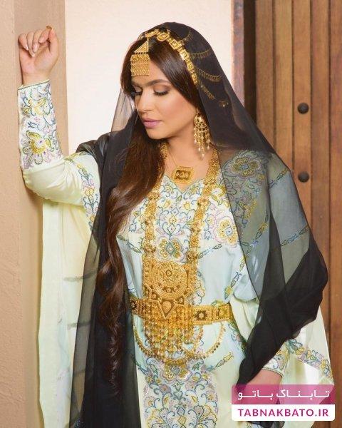 جواهرات فاخر زنان اماراتی