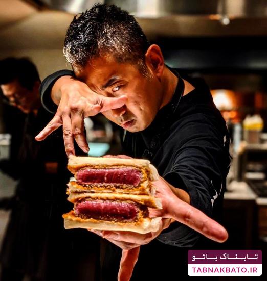 رستوران ژاپنی، راز علاقه سلبریتیها به گوشت گاو
