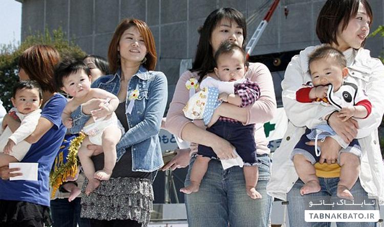 آیا ژاپنیها در حال انقراض اند؟!