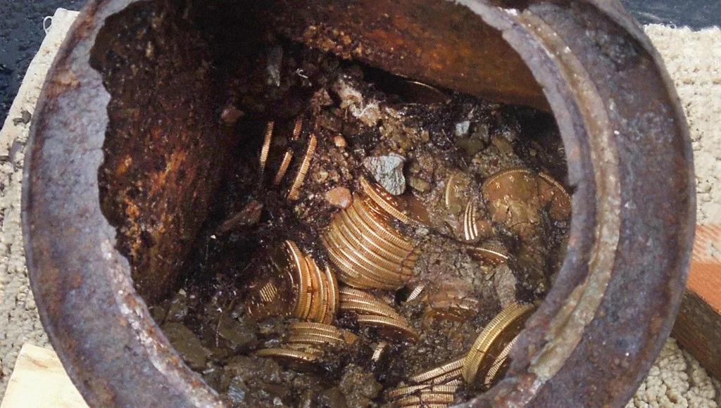 دانستنی های جالب درباره بزرگترین گنج یافت شده در آمریکا