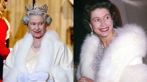 تصمیم جدید ملکه الیزابت برای تغییر پوشش خودش