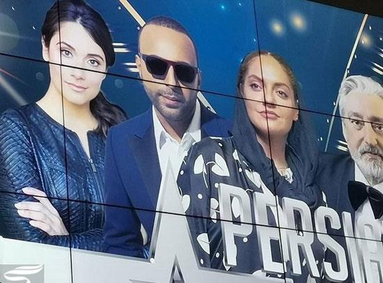مهناز افشار، اِبی، آرش؛ رقیبان جدید تلویزیون