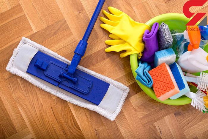 با کارهای خانه، مغز را جوان نگه دارید