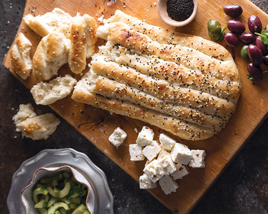 طرز تهیه نان بربری خانگی خوشمزه؛ به خاطر پیشگیری از کرونا چطور نان بخوریم؟