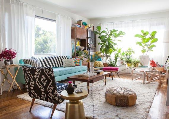 ده قانون ساده و ضروری برای چیدمان مبلمان منزل