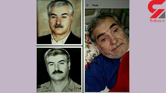 مرگ تلخ حاج فیروز رسولی در روزهای شیوع کرونا +عکس