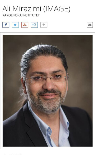 میکروبیولوژیست ایرانی که داروی کرونای را ساخت+عکس