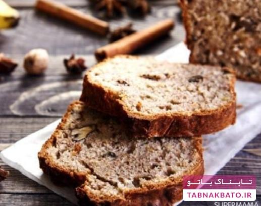 نان دارچینی، لذیذ و پرخاصیت