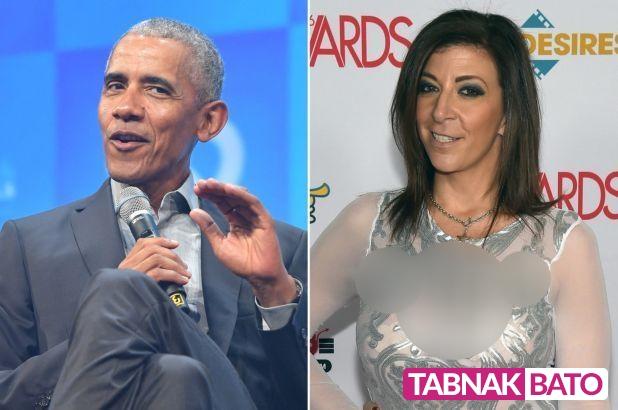 باراک اوباما با فالو کردن پیج یک بازیگر جنجالی شد