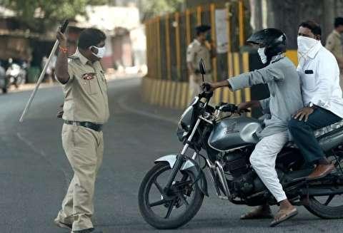 قطع دست پلیس قرنطینه در حمله مهاجمان با شمشیر (+۱۶)