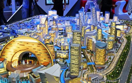 ۱۲ پروژه شگفتانگیز و باورنکردنی در دبی امارات