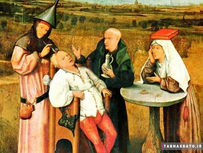 توهم عجیب مردم ثروتمند در اواخر قرون وسطا