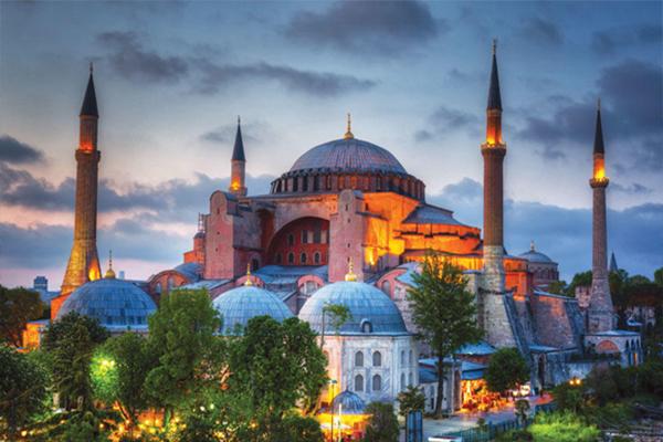همه چیز درباره مسجد ایاصوفیه استانبول ترکیه