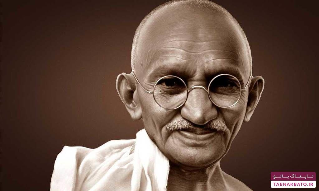 ادعاهای شگفتانگیز درباره گاندی