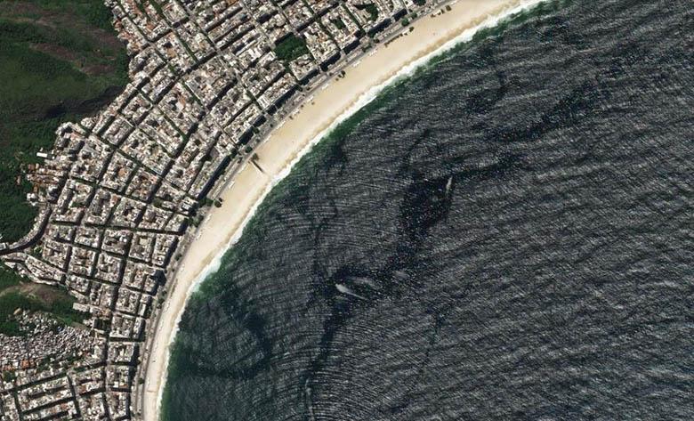 این تصاویر ماهوارهها به خوبی نشان میدهند ویروس کرونا در زمین چه تغییراتی ایجاد کرده