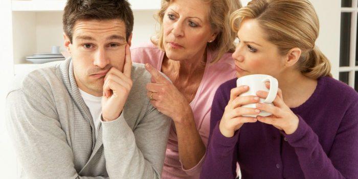 احساس متفاوت به مادر شوهر