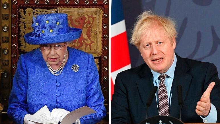 سوژه شدن کراوات نخست وزیر بریتانیا در رسانه ها