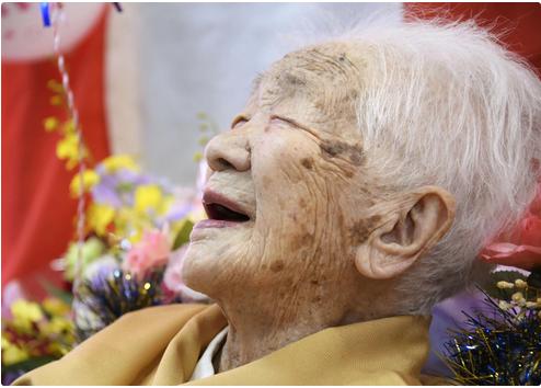 پیرترین مادر بزرگ جهان چند سال دارد؟ +عکس
