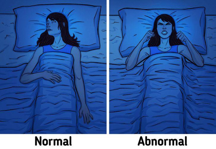 فلج خواب یا بختک چیست و چه علتی دارد؟