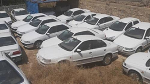 کشف خودروهای احتکاری به قیمت ۵میلیارد در کرج