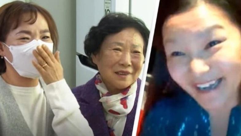 خواهران دوقلو پس از ۴۴ سال همدیگر را پیدا کردند +عکس