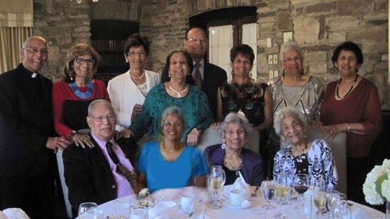 با مسنترین خانواده جهان آشنا شوید