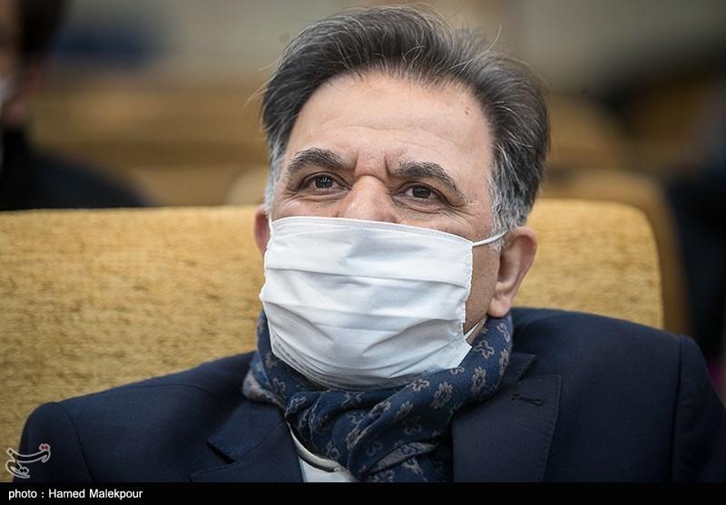 تیپ خاص وزیر سابق روحانی +عکس