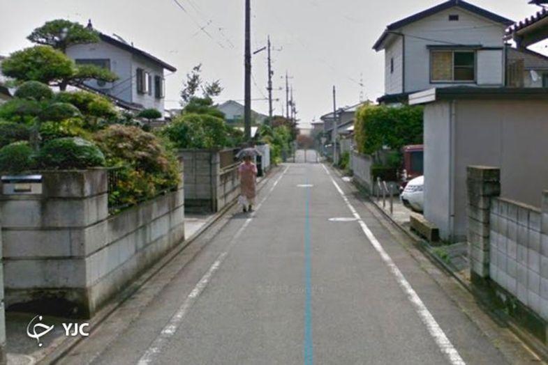 مرد ژاپنی، تصاویر عجیبی از پدر متوفایش در گوگل ارث پیدا کرد +تصاویر