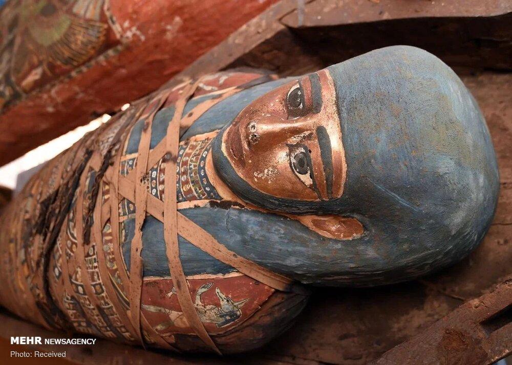 کشف بزرگ باستانی دیگر در سقاره مصر + عکس