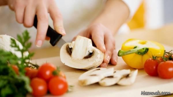 ترفندها و نکات مهم آشپزی در یک نگاه