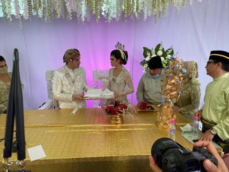 جشن عروسی ۱۰ هزار نفری پسر وزیر سوژه شد +تصاویر