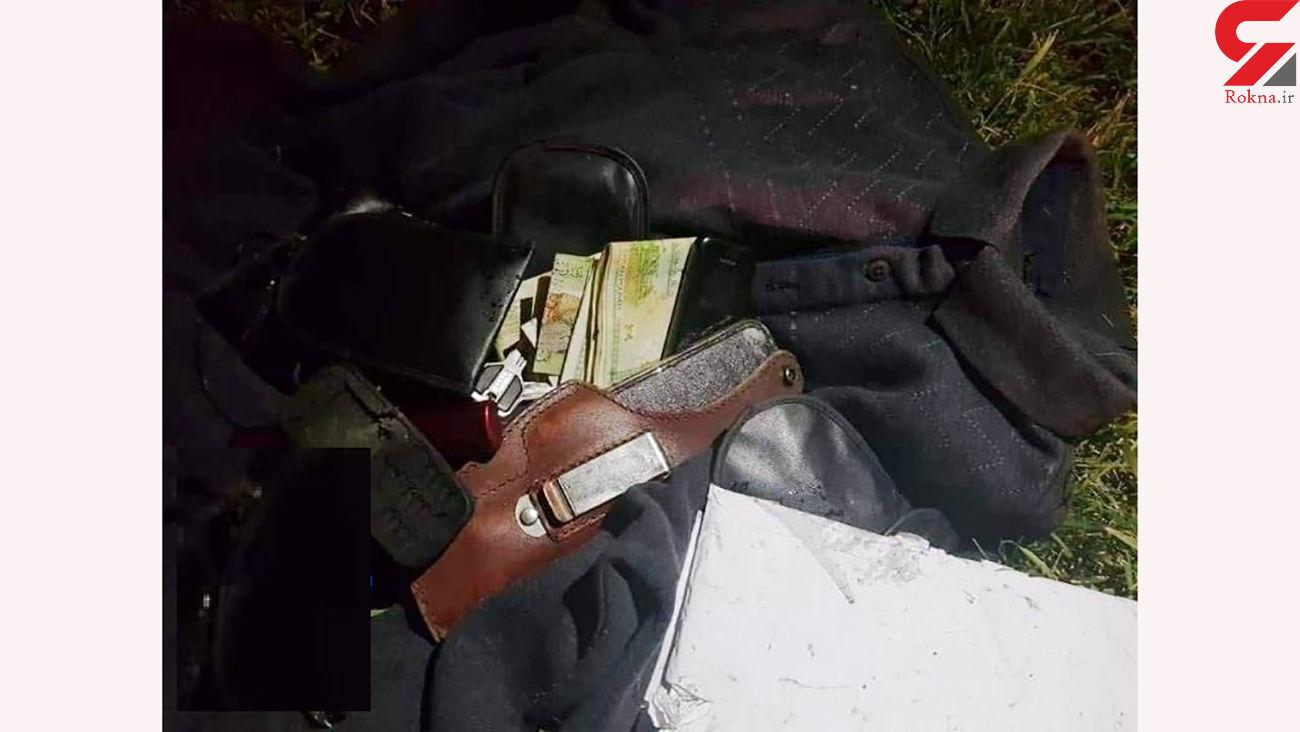 راز ربودن کیف سردار سلیمانی بعد از شهادت فاش شد