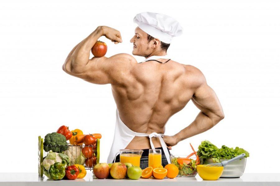 خوراکیهای مغذی برای عضلهسازی
