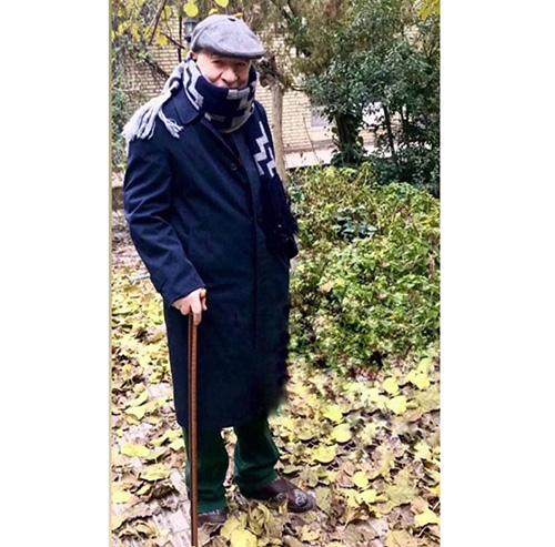 انتشار تصویری جدید از میرحسین موسوی
