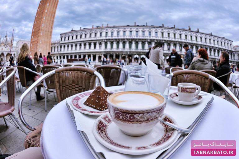 آداب و رسوم نوشیدن قهوه در ایتالیا
