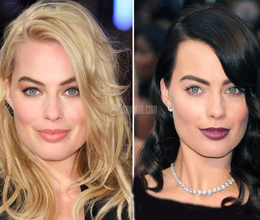 تغییر رنگ مو و تحول در ظاهر سلبریتی های مشهور