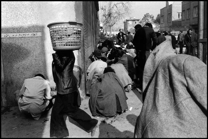 محله معتادان و بیخانمان های تهران قدیم + عکس