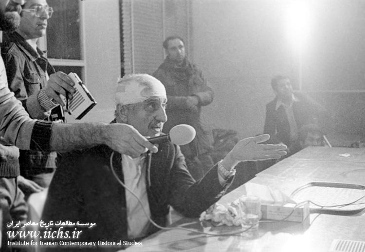 دادگاه محاکمه رئیس ساواک + عکس