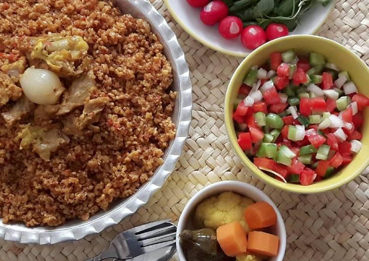 گمنه، غذای خوشمزه ی محلی خوزستان