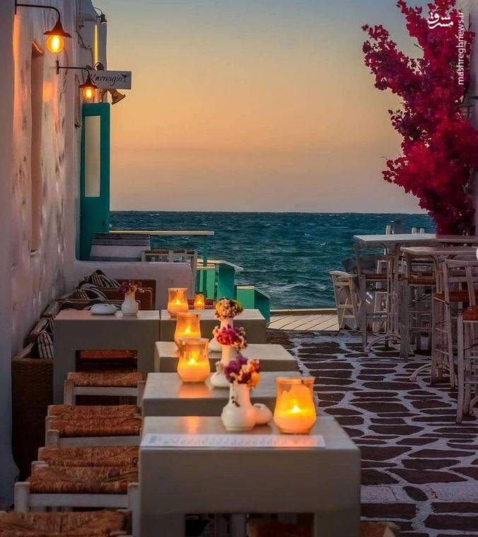 جزیره محبوب یونان+عکس