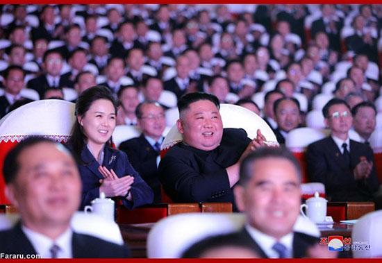 همسر کیم جونگ اون پس از یک سال آفتابی شد